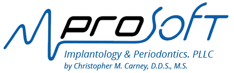 Pro Soft Implantology & Periodontics Logo